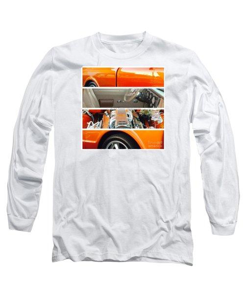 Killeen Texas Car Show - No.2 Long Sleeve T-Shirt