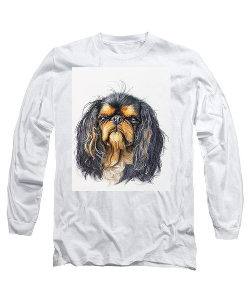 King Charles Spaniel Long Sleeve T-Shirt