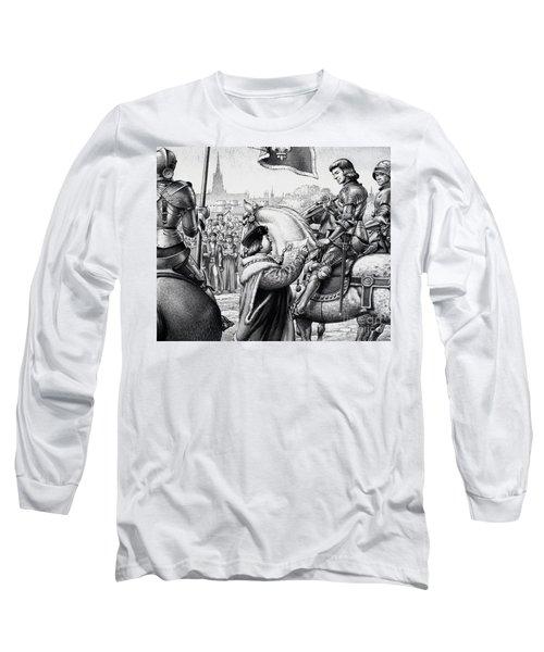 King Henry Vii Long Sleeve T-Shirt