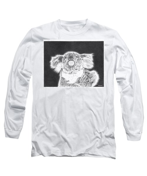 King Koala Long Sleeve T-Shirt