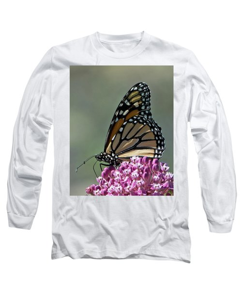 King Of The Butterflies Long Sleeve T-Shirt