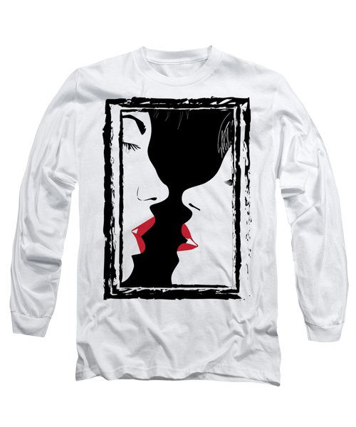 Kiss Long Sleeve T-Shirt