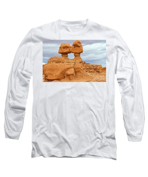 Kissing Rock Long Sleeve T-Shirt