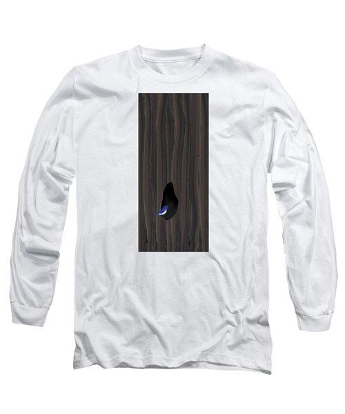 Knot Dweller Long Sleeve T-Shirt by Kevin McLaughlin