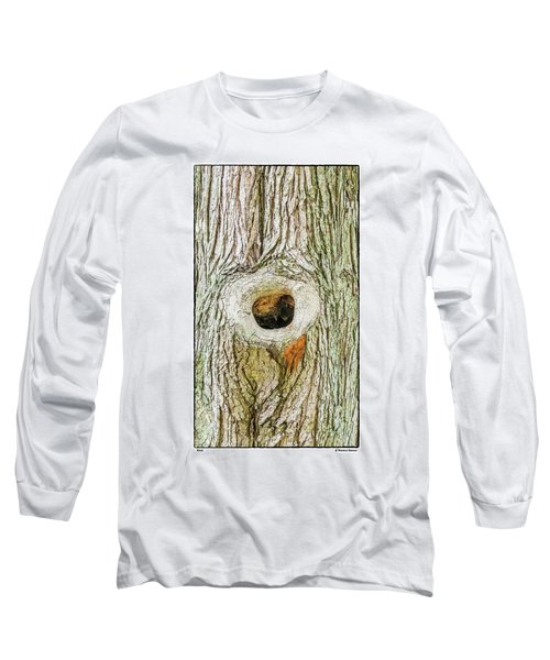 Knot Long Sleeve T-Shirt by R Thomas Berner