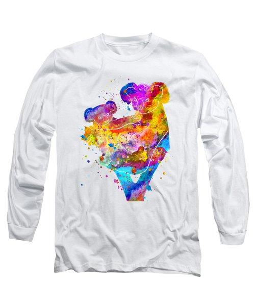 Koala Art Long Sleeve T-Shirt
