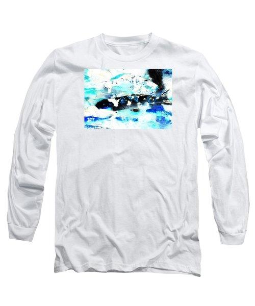 Koi Abstract 2 Long Sleeve T-Shirt