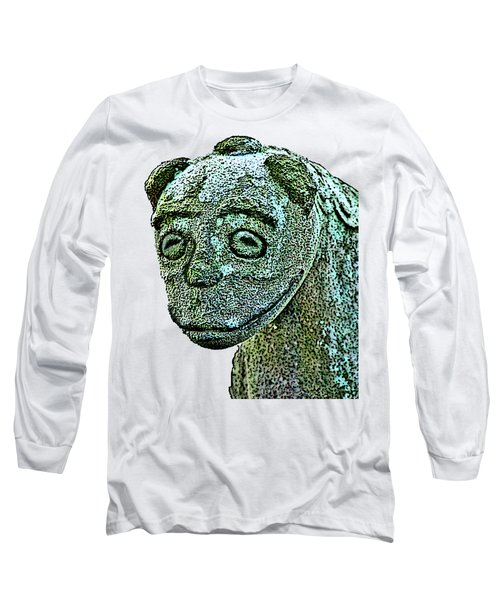 Komainu03 Long Sleeve T-Shirt