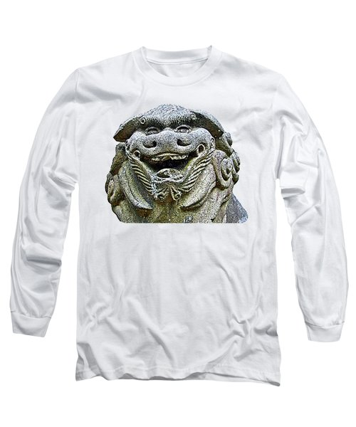 Komainu04 Long Sleeve T-Shirt