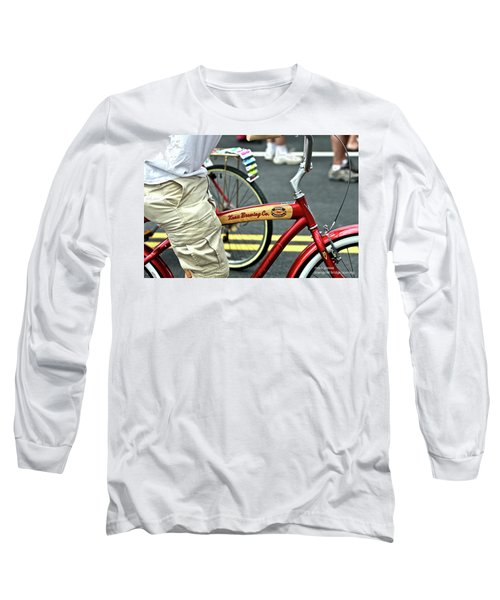 Kona Beer Bike Long Sleeve T-Shirt