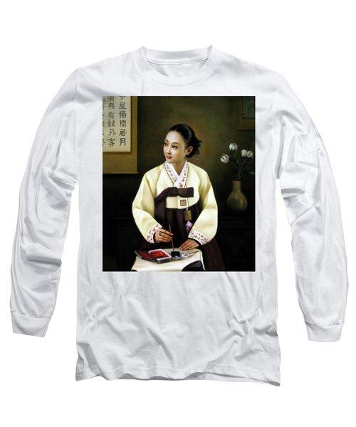 Korea Belle 2 Long Sleeve T-Shirt