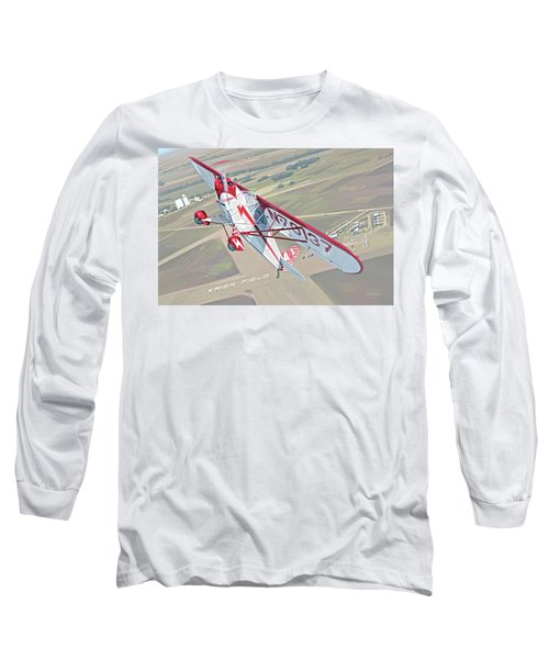 Krier Field Long Sleeve T-Shirt