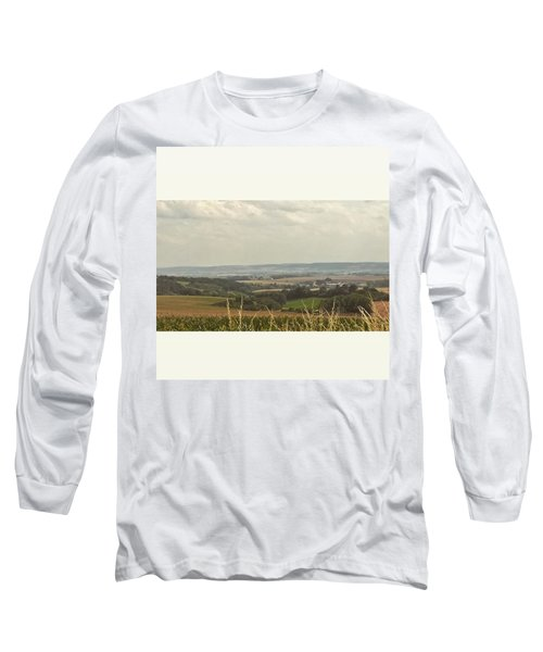 Kurz Vor #hermannsacker... #nordhausen Long Sleeve T-Shirt