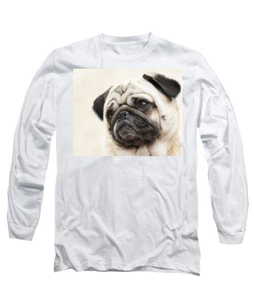 L-o-l-a Lola The Pug Long Sleeve T-Shirt