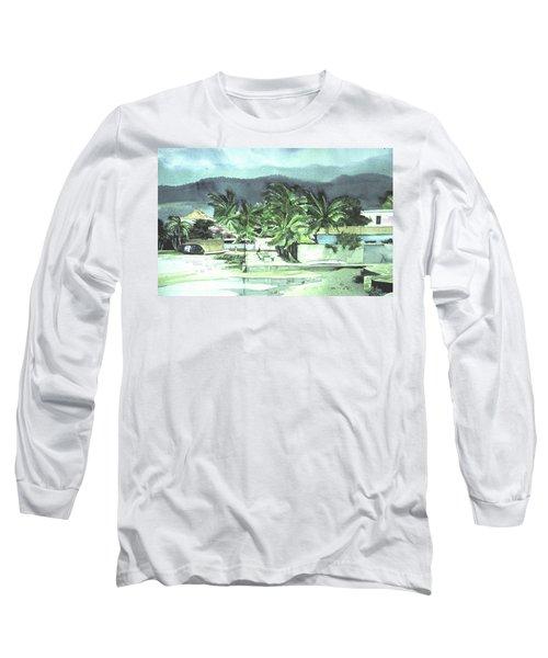La Vela Long Sleeve T-Shirt