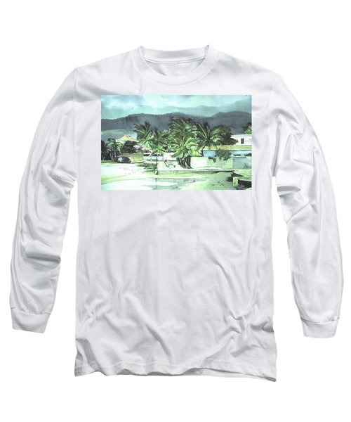 La Vela Long Sleeve T-Shirt