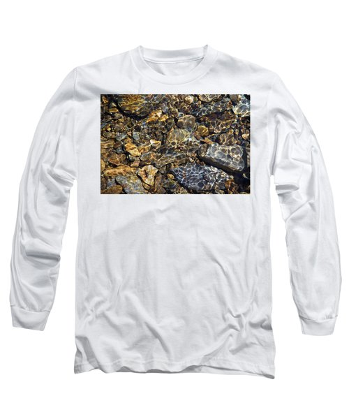 Lacing Of Light Long Sleeve T-Shirt