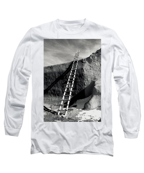 Ladder To The Sky Long Sleeve T-Shirt