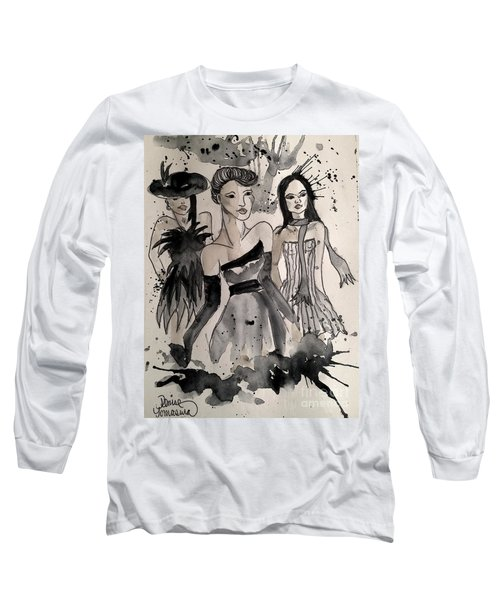 Ladies Galore Long Sleeve T-Shirt