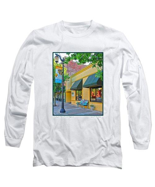 Lady C Storefront-sylvania Long Sleeve T-Shirt