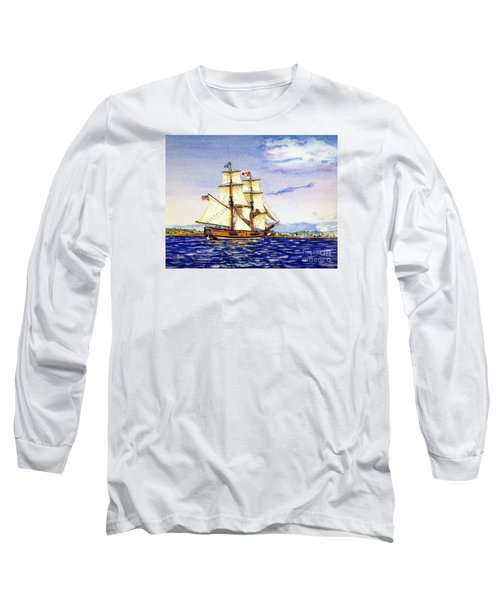 Lady Washington Long Sleeve T-Shirt