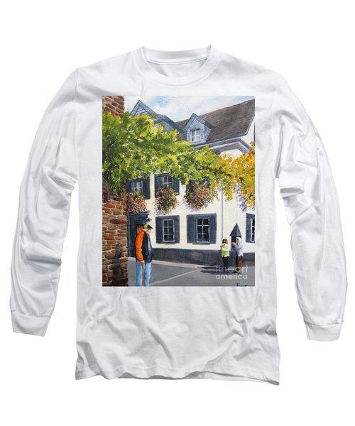 Lady's Man Long Sleeve T-Shirt