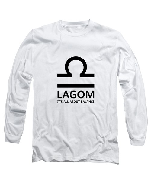 Lagom - Balance Long Sleeve T-Shirt