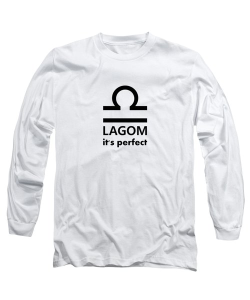 Lagom - Perfect Long Sleeve T-Shirt