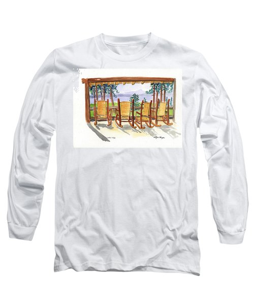 Lake Lodge Long Sleeve T-Shirt