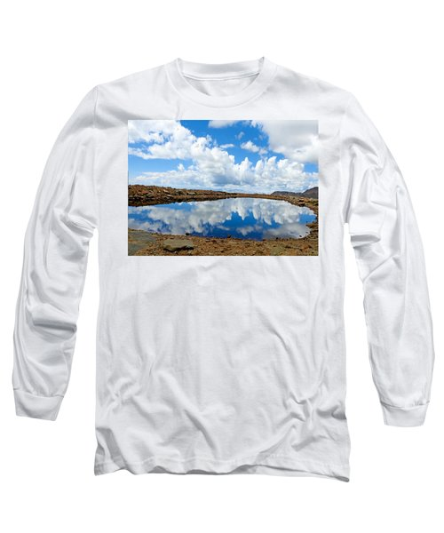 Lake Of The Sky Long Sleeve T-Shirt
