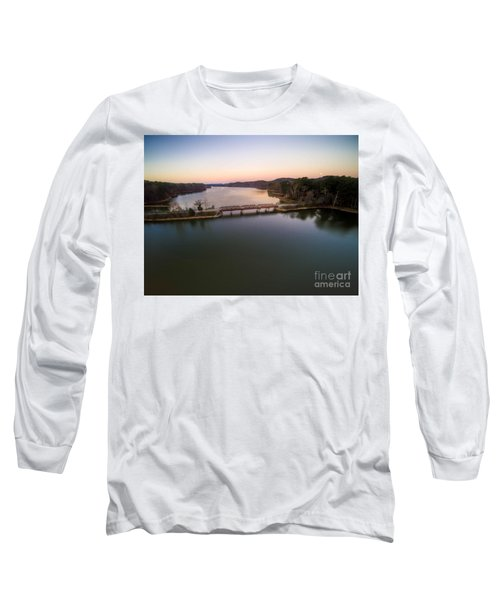 Lake Purdy At Grants Mill Long Sleeve T-Shirt