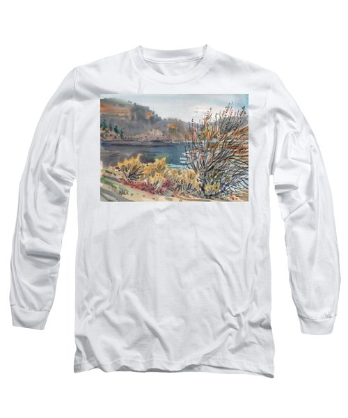 Lake Roosevelt Long Sleeve T-Shirt