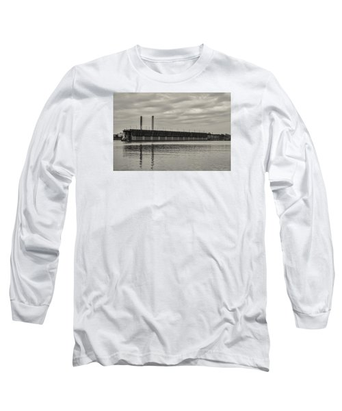 Lake Superior Oar Dock Long Sleeve T-Shirt