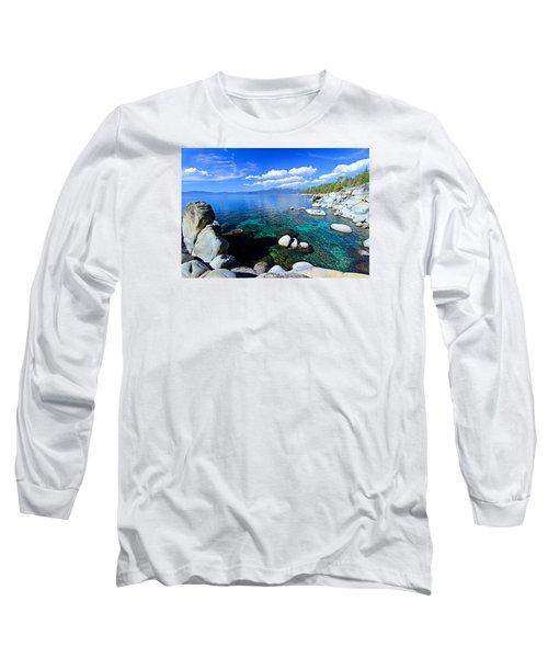 Lake Tahoe Summer Treasure Long Sleeve T-Shirt