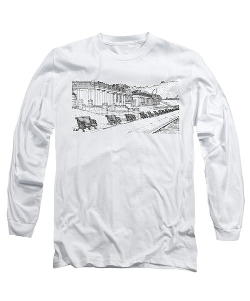 Lakeside. Barry Long Sleeve T-Shirt