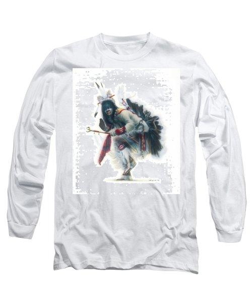 Lakota Dancer Long Sleeve T-Shirt