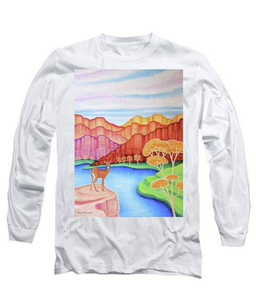Land Of Enchantment Long Sleeve T-Shirt