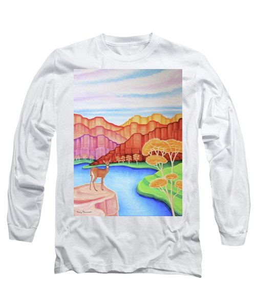 Land Of Enchantment Long Sleeve T-Shirt
