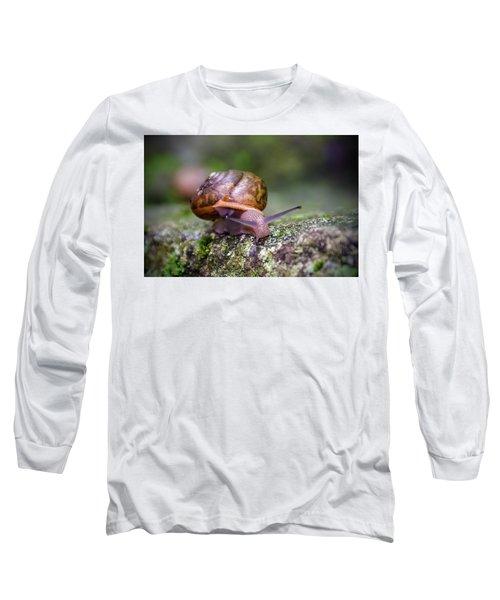 Land Snail II Long Sleeve T-Shirt