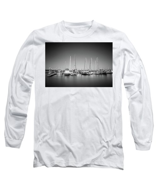 Lands End Marina  Long Sleeve T-Shirt