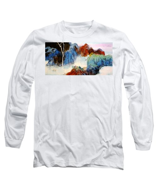 Landscape #2 Long Sleeve T-Shirt