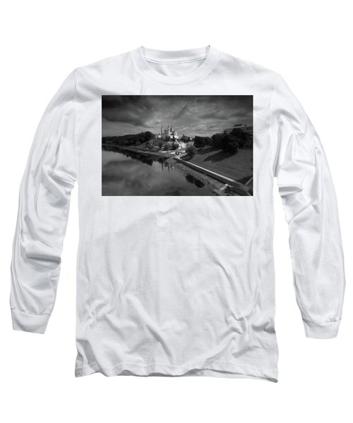 Landscape #2877 Long Sleeve T-Shirt