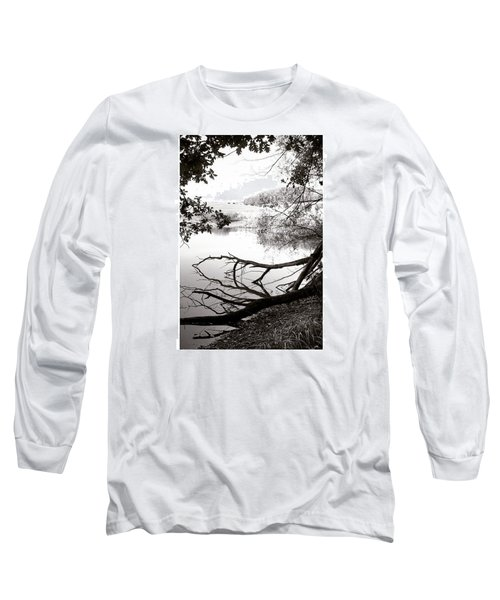 #landscape #lake  #mothernature Long Sleeve T-Shirt
