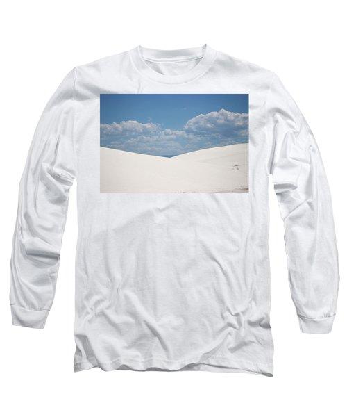 Landscapes Of White Sands 11 Long Sleeve T-Shirt