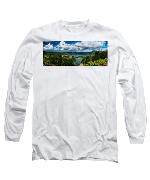 Landscapespanoramas015 Long Sleeve T-Shirt