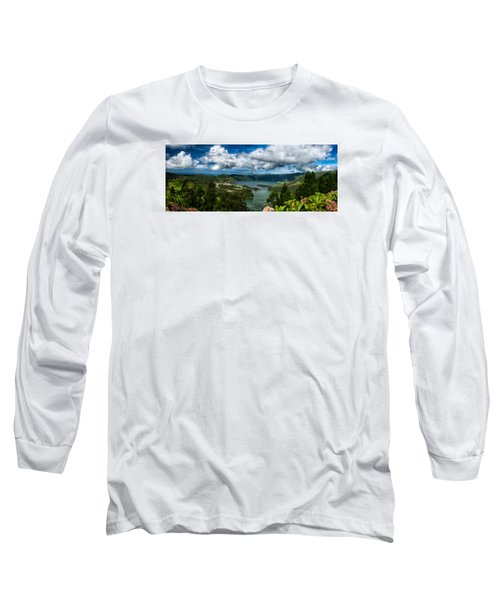 Landscapespanoramas015 Long Sleeve T-Shirt