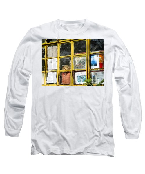 Long Sleeve T-Shirt featuring the photograph Lantau Island 47 by Randall Weidner