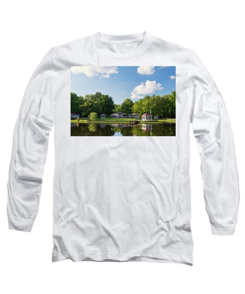 Larry Buckner - King George Long Sleeve T-Shirt