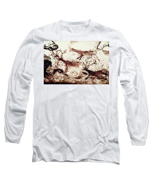 Lascaux: Stags Long Sleeve T-Shirt