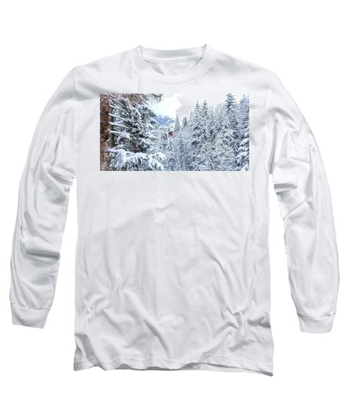Last Cabin Standing- Long Sleeve T-Shirt